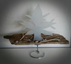 Drivtømmerglas